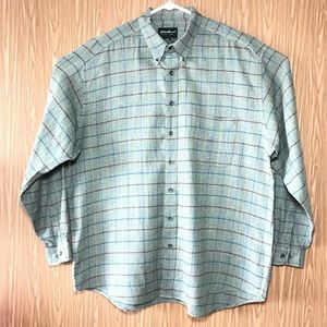 6058c5eb3b2e8 Eddie Bauer Shirts - Eddie Bauer BIG   TALL Mens Shirt Size 2X TALL